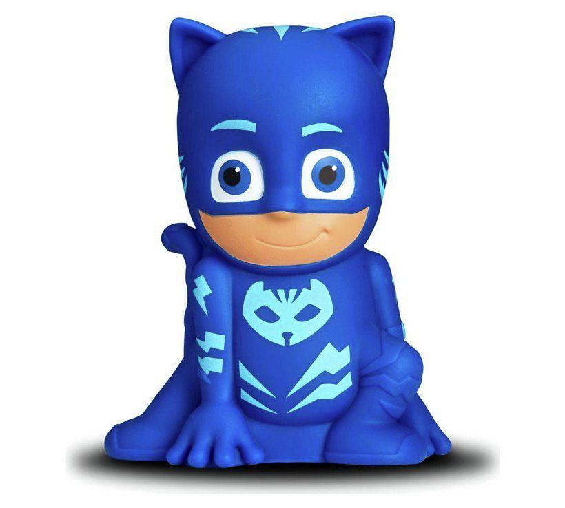Soft Toy Night Light Other Blue GoGlow Pj Masks Cat Boy Light Up Bedtime Pal