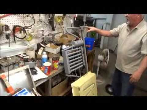 Installation Video For The Arcticold Replacement Cooling Units For