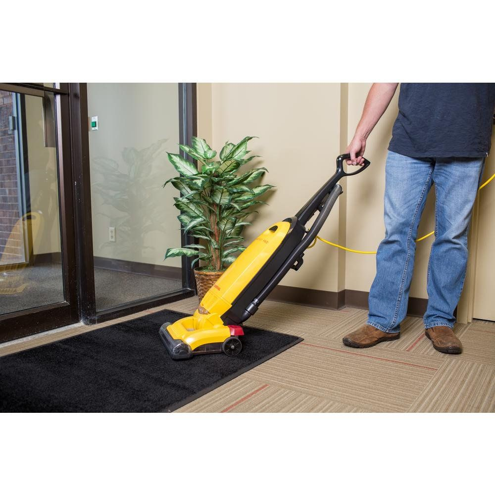 Carpet Pro Commercial Upright Vacuum with Tools -- Click image to review more details.