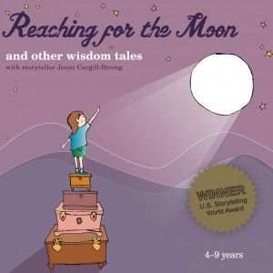 Reaching for the Moon 4-10 years | Storytree | Jenni Cargill-Strong