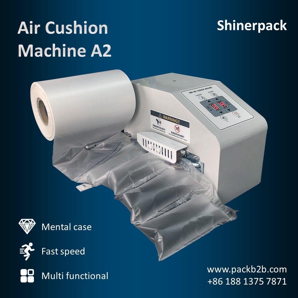 on demand air cushion machine air