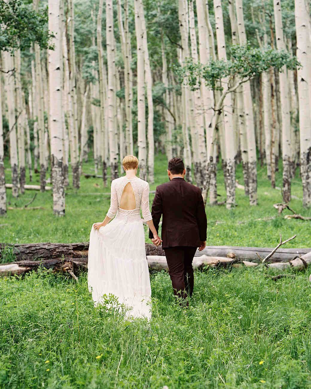 Bohemian Wedding Reception: A Bohemian Wedding In Telluride, Colorado