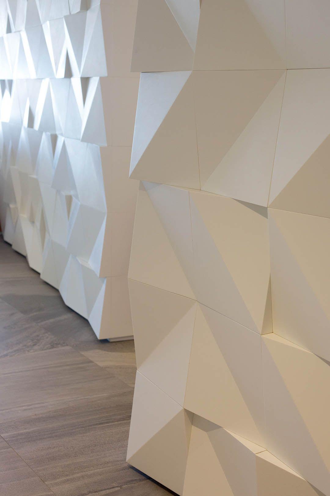 Aon Office Fitout Corian Corian Corian Solid Surface Wall