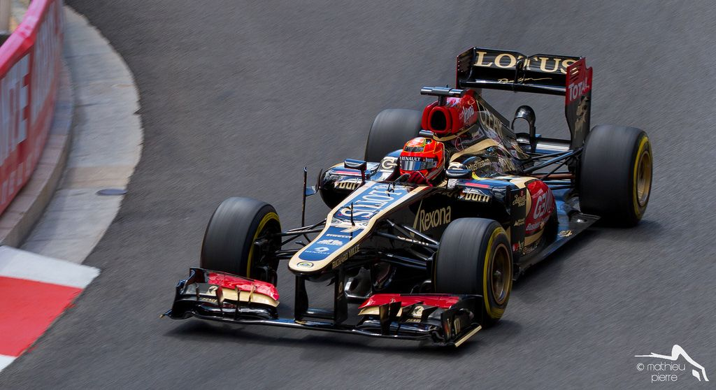 | Kimi Raikkonen Lotus Formula one Monaco 2013 | Formula one Monaco 2013 Kimi Raikkonen Lotus - AWT