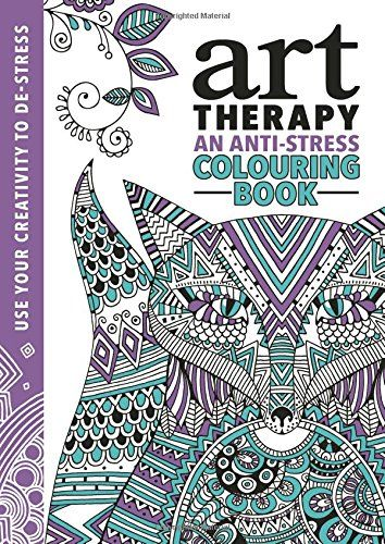 The Art Therapy Colouring Book by Richard Merritt http://www.amazon ...