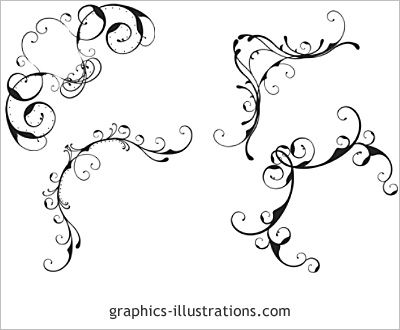 scroll design clip art bing images tattoos n stuff pinterest House Plan Photoshop Brushes explore photoshop 7, photoshop brushes, and more! house plan photoshop brushes