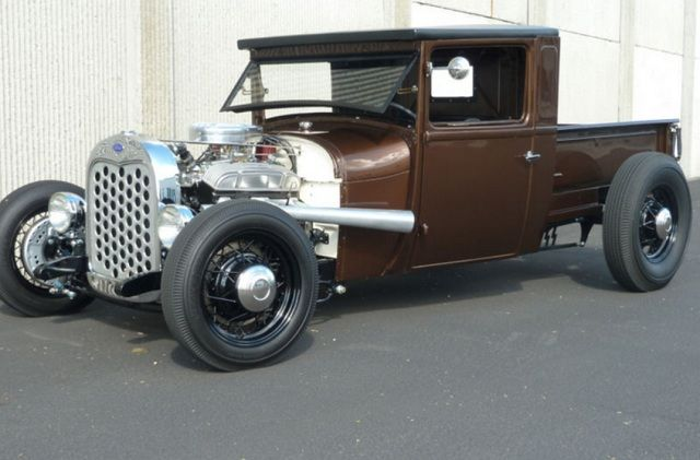 Ebay Find of the Day - '29 Ford Model A Pickup - Rod Authority