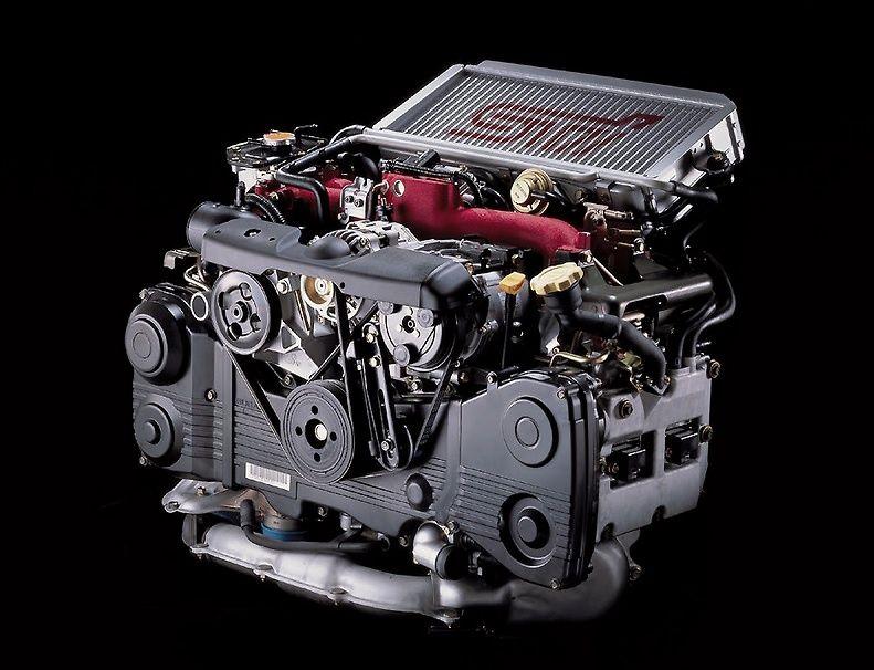 Subaru Wrx Sti Vab Ej20 Engine