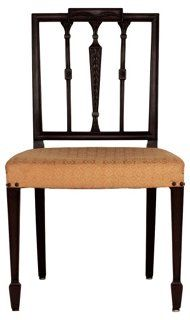 Sheraton Style Side Chair C 1810 Side Chairs Chair Classic Chair