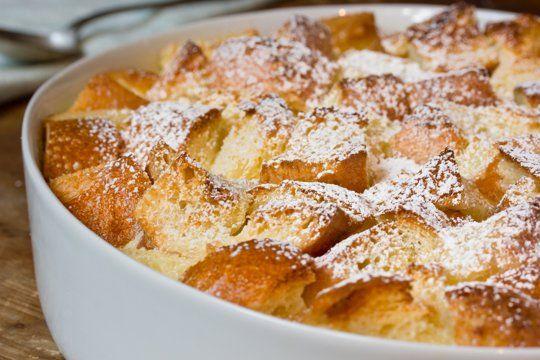 Recipe: Make-Ahead Eggnog French Toast Casserole | Recipe ...