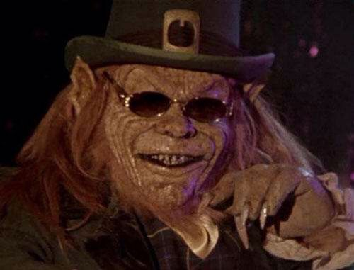 Leprechaun 2 da hood | Horror movie characters | Pinterest | Horror ...