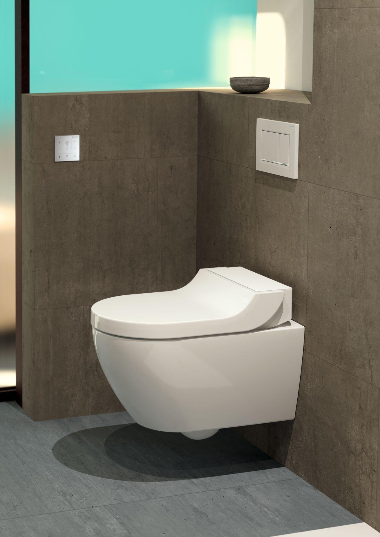 de par sa forme pacte le wc douche geberit aquaclean tuma