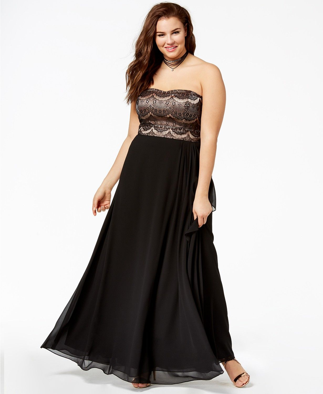 a09f06b0ec7 Macys Black Tie Affair Dresses