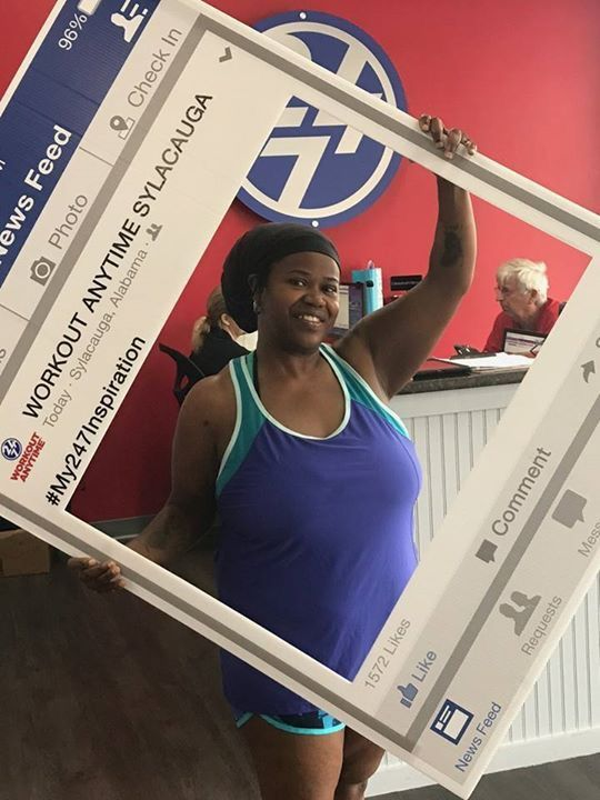 Pin By Workout Anytime Official Page On Woat Nation Anytime Fitness Workout Sylacauga