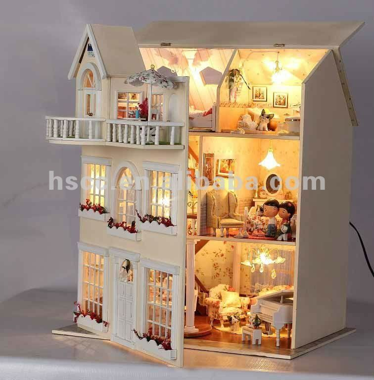Pin By Major Williams On Projects Ideas Doll House Plans Wooden Dollhouse Wooden Toys Diy