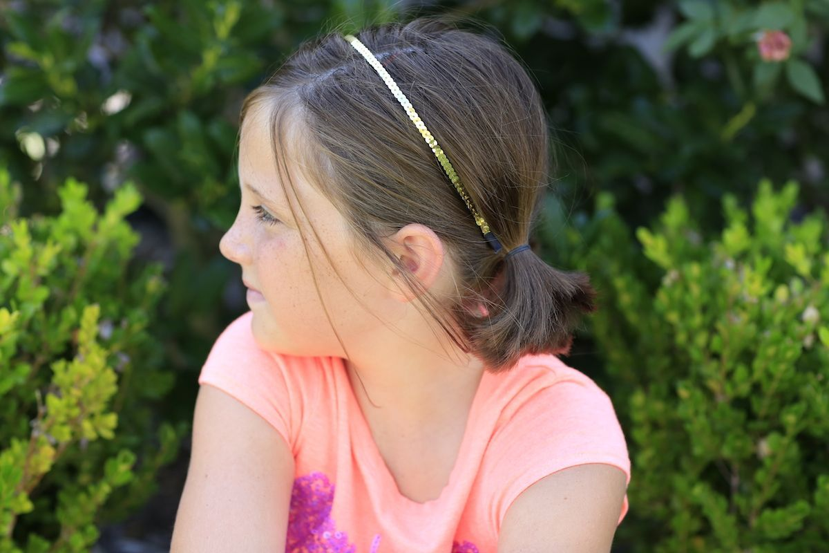 Cute pigtails hairstyles ideas if youure not a big fan of bows and