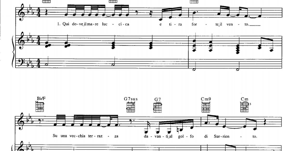 Lucio Dalla Caruso Spartito Per Pianoforte.pdf --