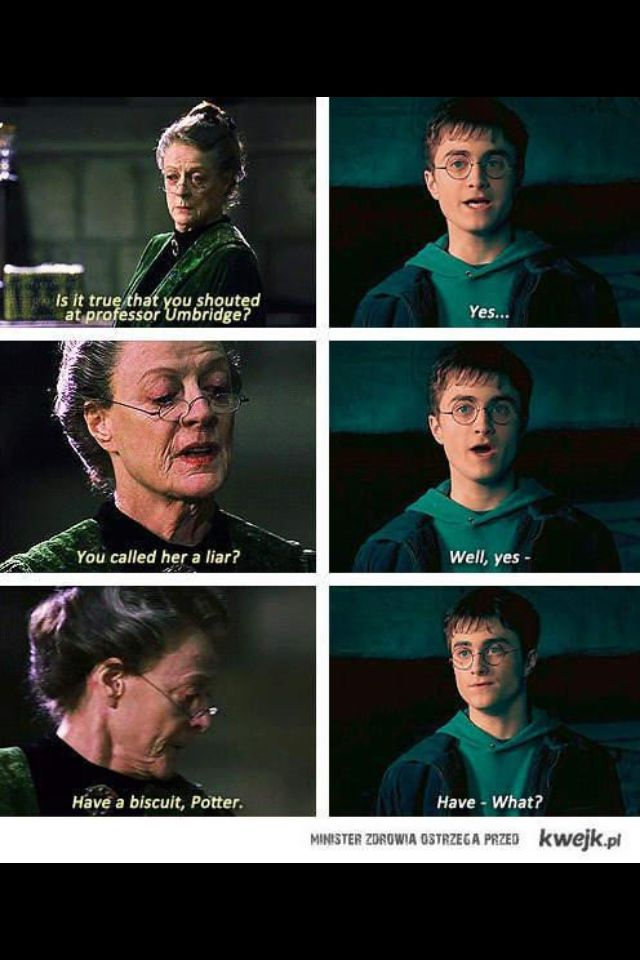 Professor McGonagall :)
