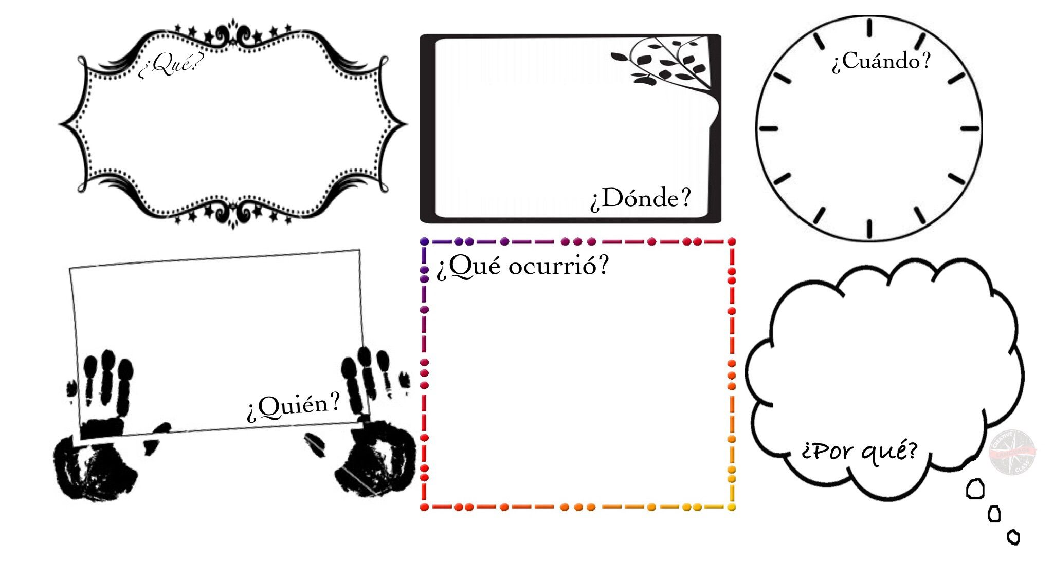 Quick And Easy Reading Forms To Use With Any Realia