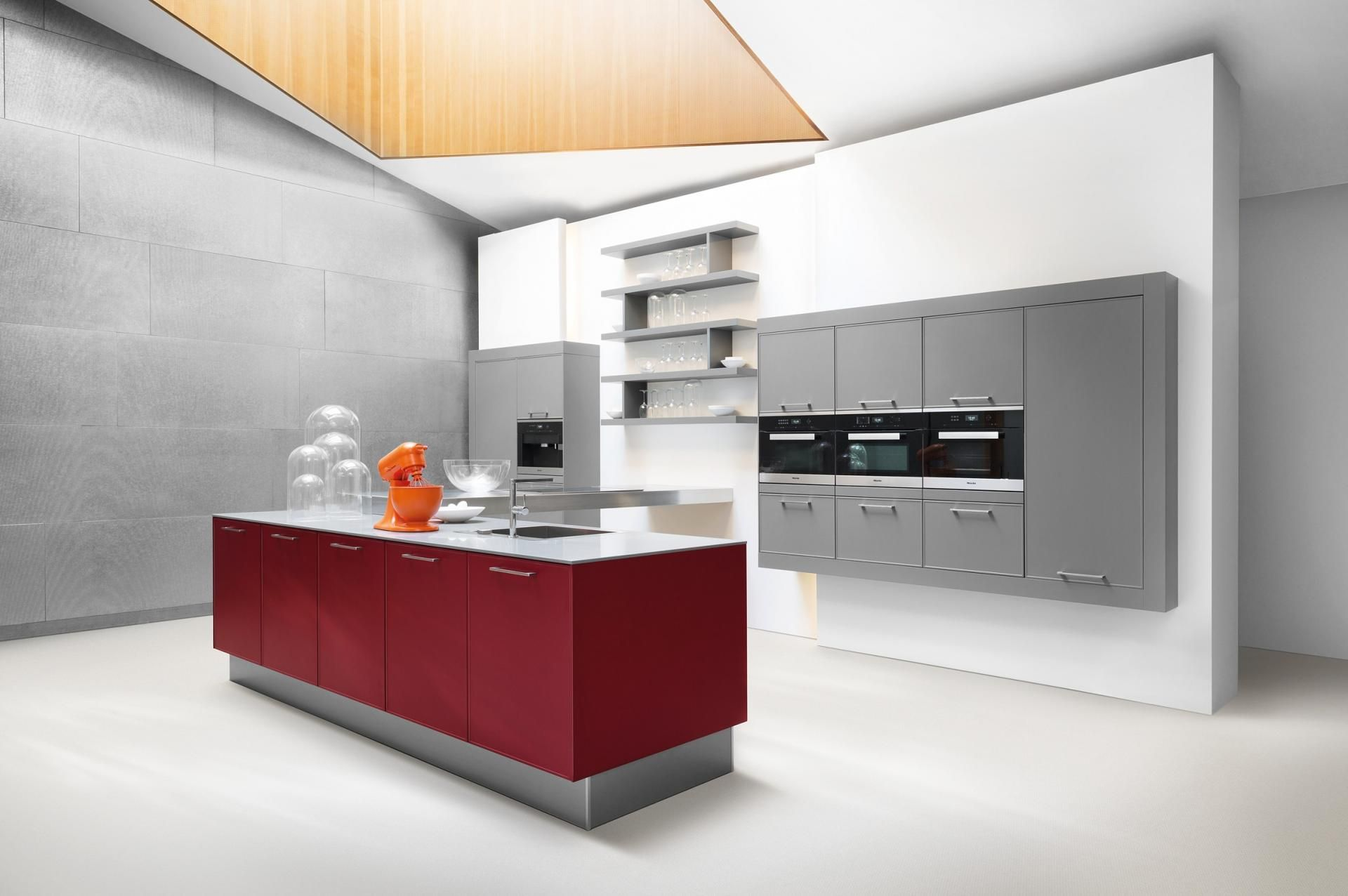 Häcker Küchen Gmbh & Co. Kg Contemporary Kitchen Design By Häcker Küchen Gmbh And Co