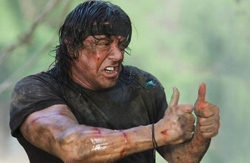 d32c97a41 Sylvester Stallone Reveals Who He Wants to Play Next Rambo