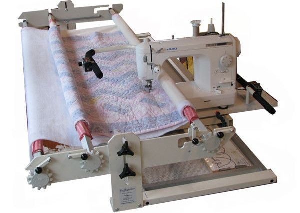 Swiftquilter Machine Quilting Frame For Use With A Domestic Sewing Classy Quilting Frame For Domestic Sewing Machine