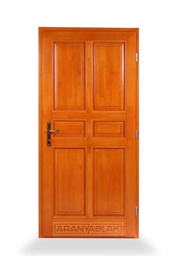 Cirkon. Fa bejárati ajtó. Biztonságot hoz minden otthonba. I…