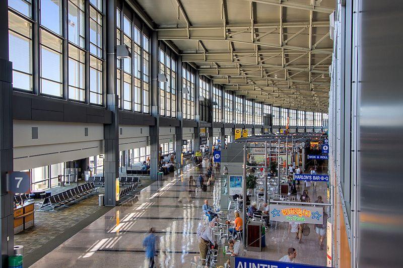 Austin Bergstrom International Airport 8