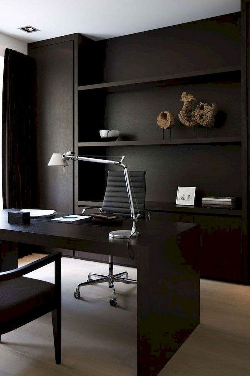 40 Amazing Contemporary Home Office Design Ideas Vintage Home Offices Contemporary Home Offices Home Office Design