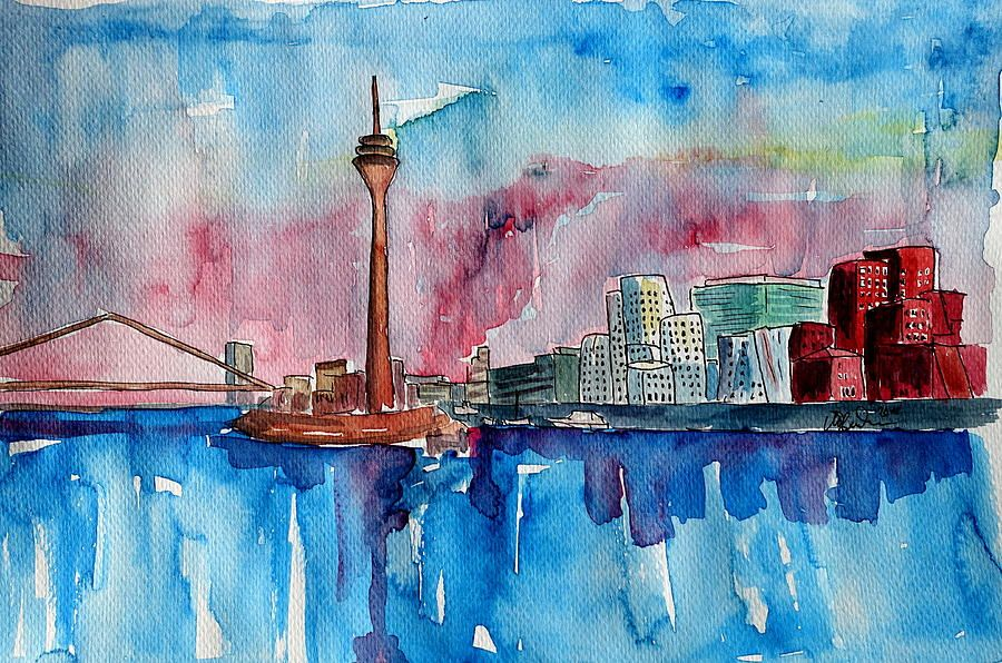 Gemälde Düsseldorf