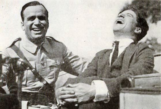 Image result for charlie chaplin laughing