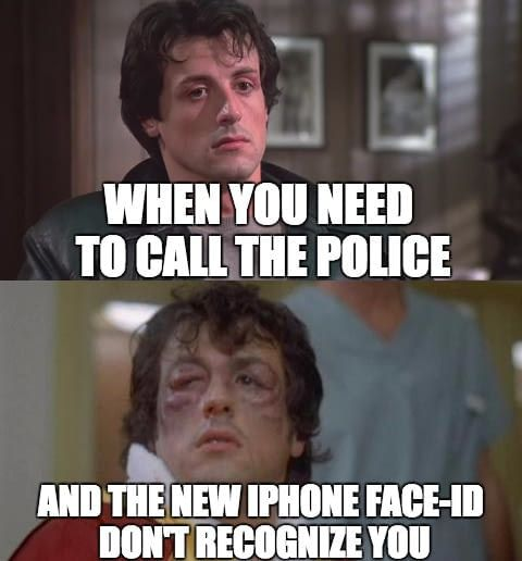 Apple New Iphone Really Funny Memes Face Id Really Funny