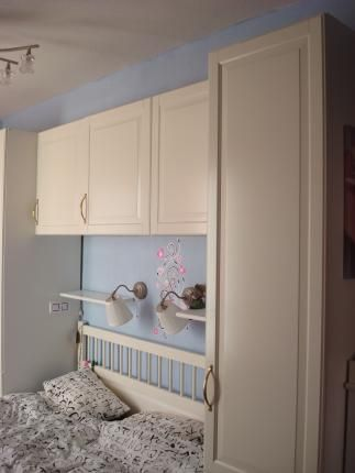 Se vende dormitorio ikea segunda mano serie helmes for Dormitorio ikea blanco