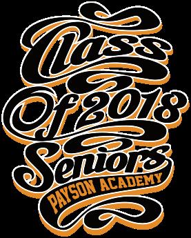 IZA DESIGN Senior Class Shirts for the Class of 2018. Senior Class T ...
