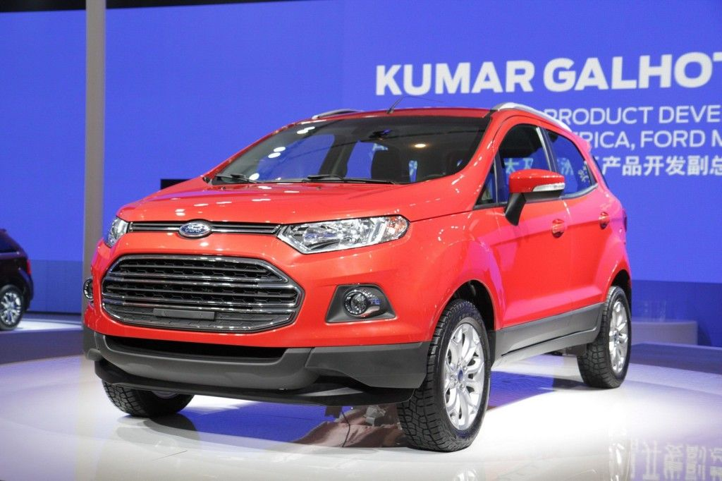 Ford Small Suv Names Models