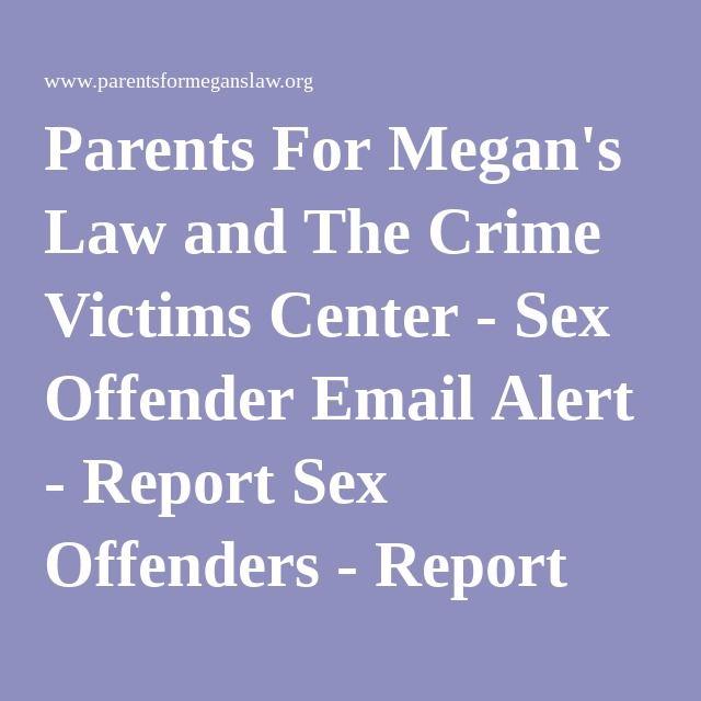 Where do i report sex abuse emails