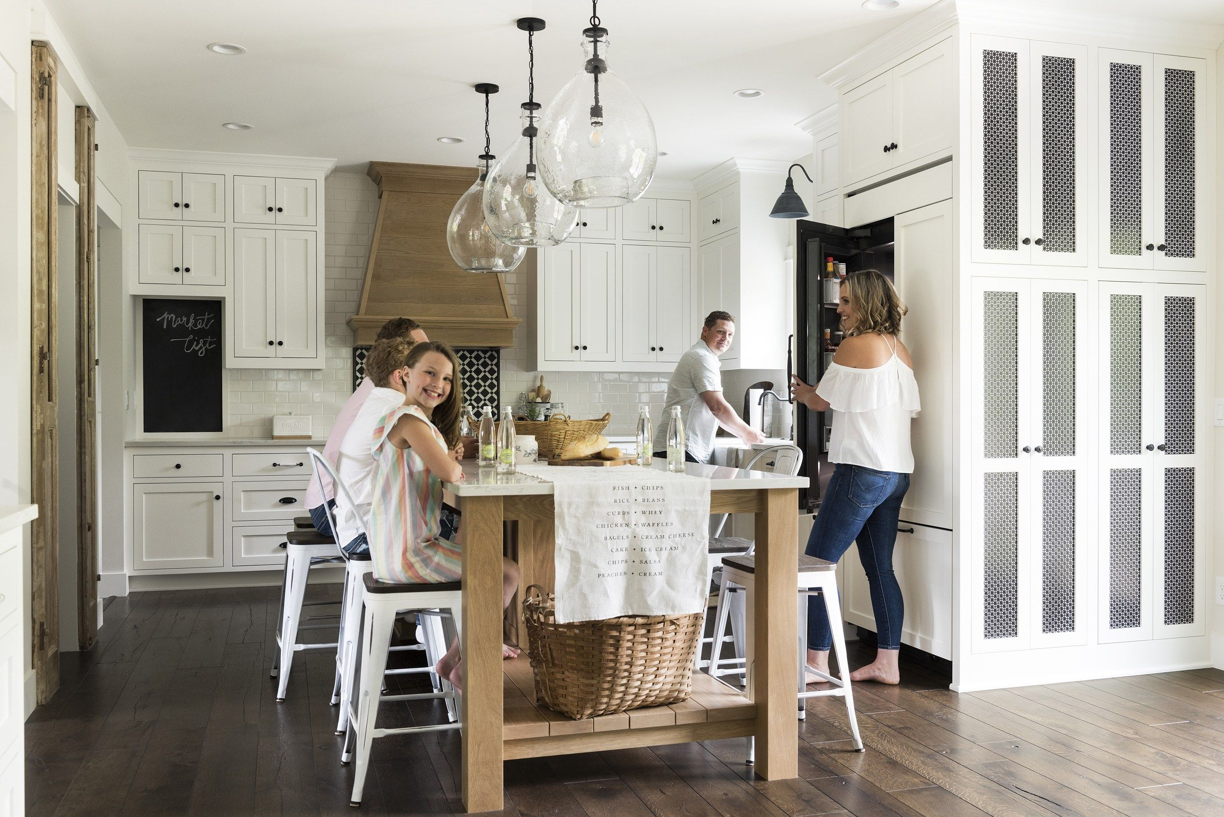 Modern French Country Home Beautiful Chaos Companies In 2020 Modern French Country French Country House French Country Kitchens