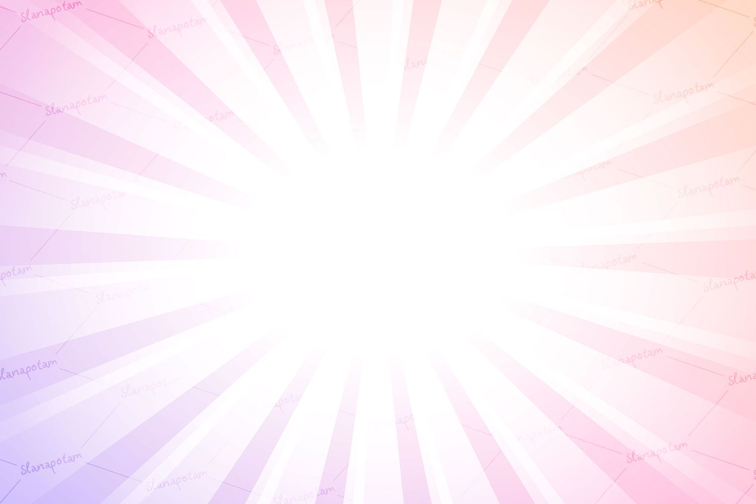 Rays Of Light Pastel Pink And Purple Abstract Light Beam Solar