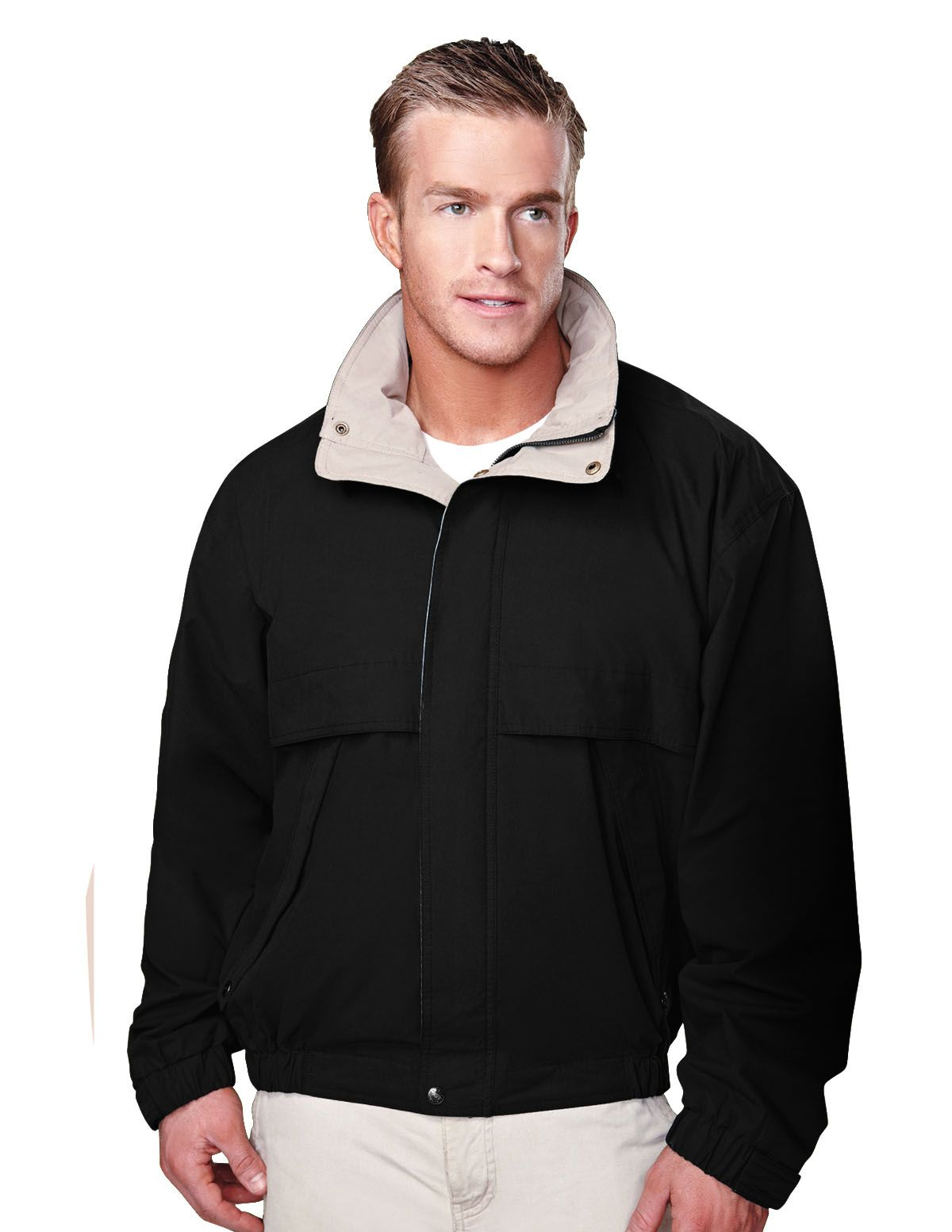 Tri Mountain 5300 Panorama Cotton Poly Poplin Jacket With Poplin Lining Men S Coats And Jackets Winter Clothing Stores Jackets [ 1553 x 1200 Pixel ]