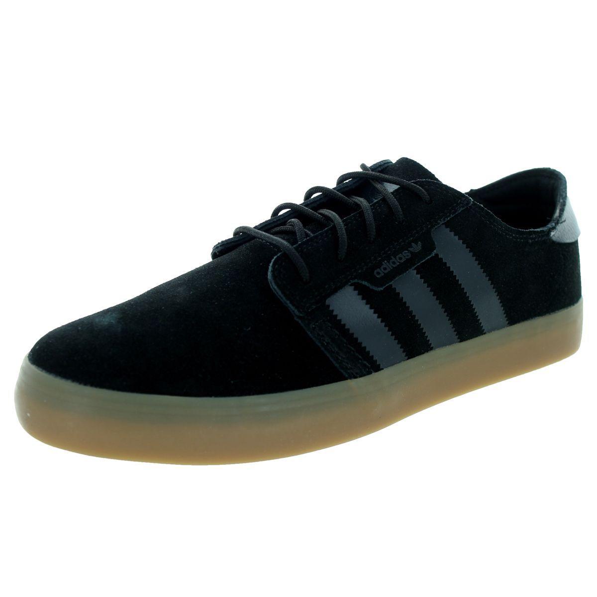 best sneakers f017e cfa55 Adidas Men s Seeley Essential   Gum4 Skate Shoe