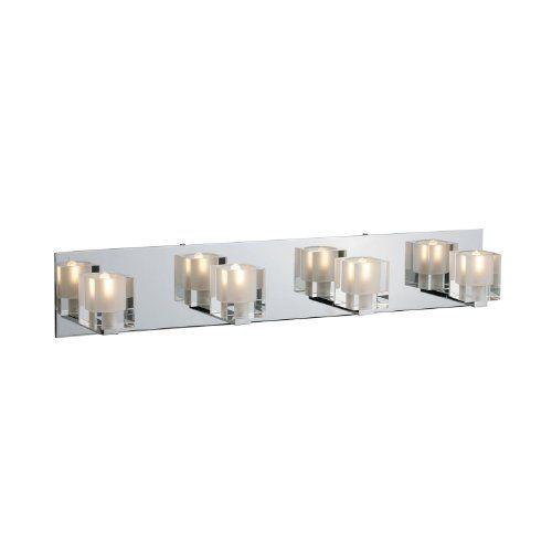 Best Bathroom Light Fixtures Et2 Lighting E2217018 4 Light