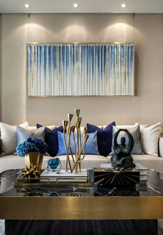 Une déco originale design, décoration, intérieur Plus du0027dées - moderne luxus wohnzimmer
