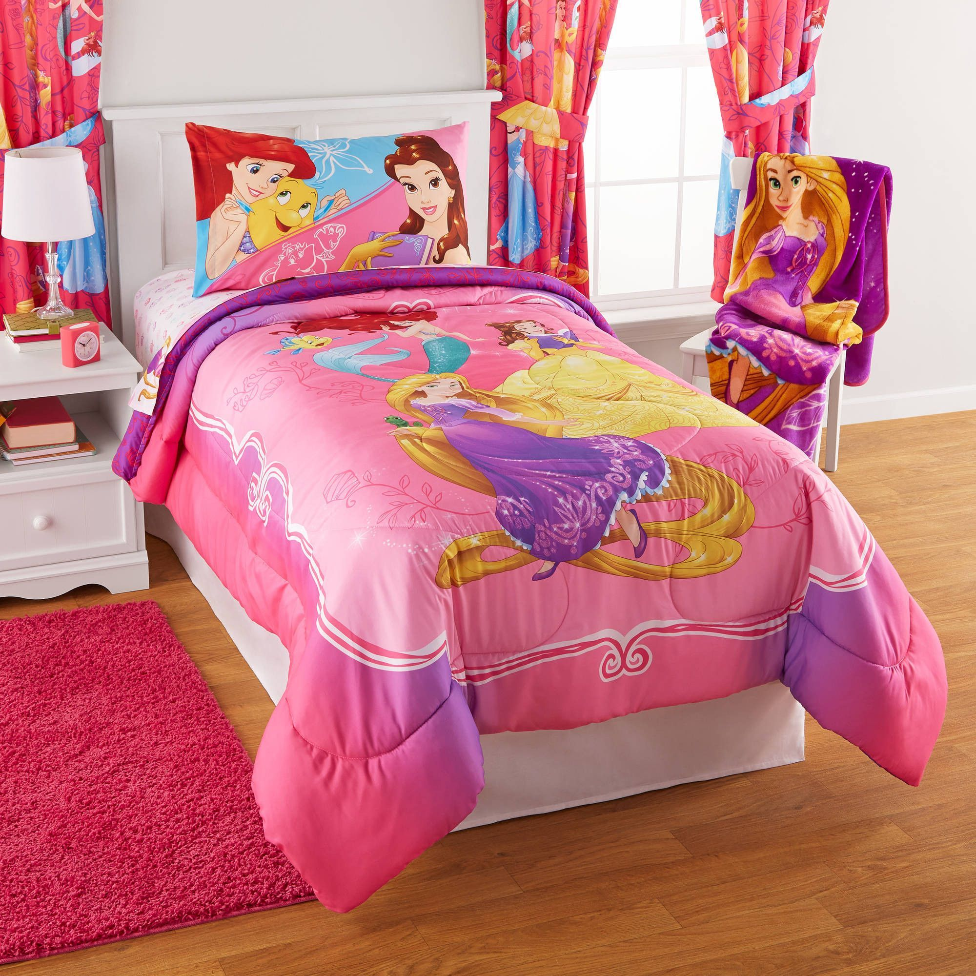 Childrens Kids Toddlers Twin Size Bedding Comforter Sets