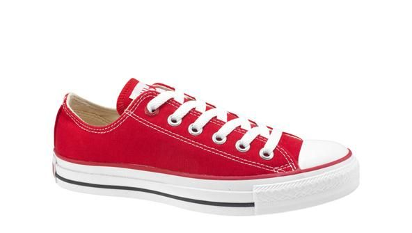 Converse Sneaker Red