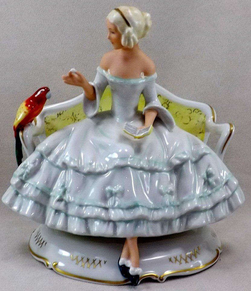 Meissen Keramik: Wallendorf Porcelain Manufactory (Lichte, Germany