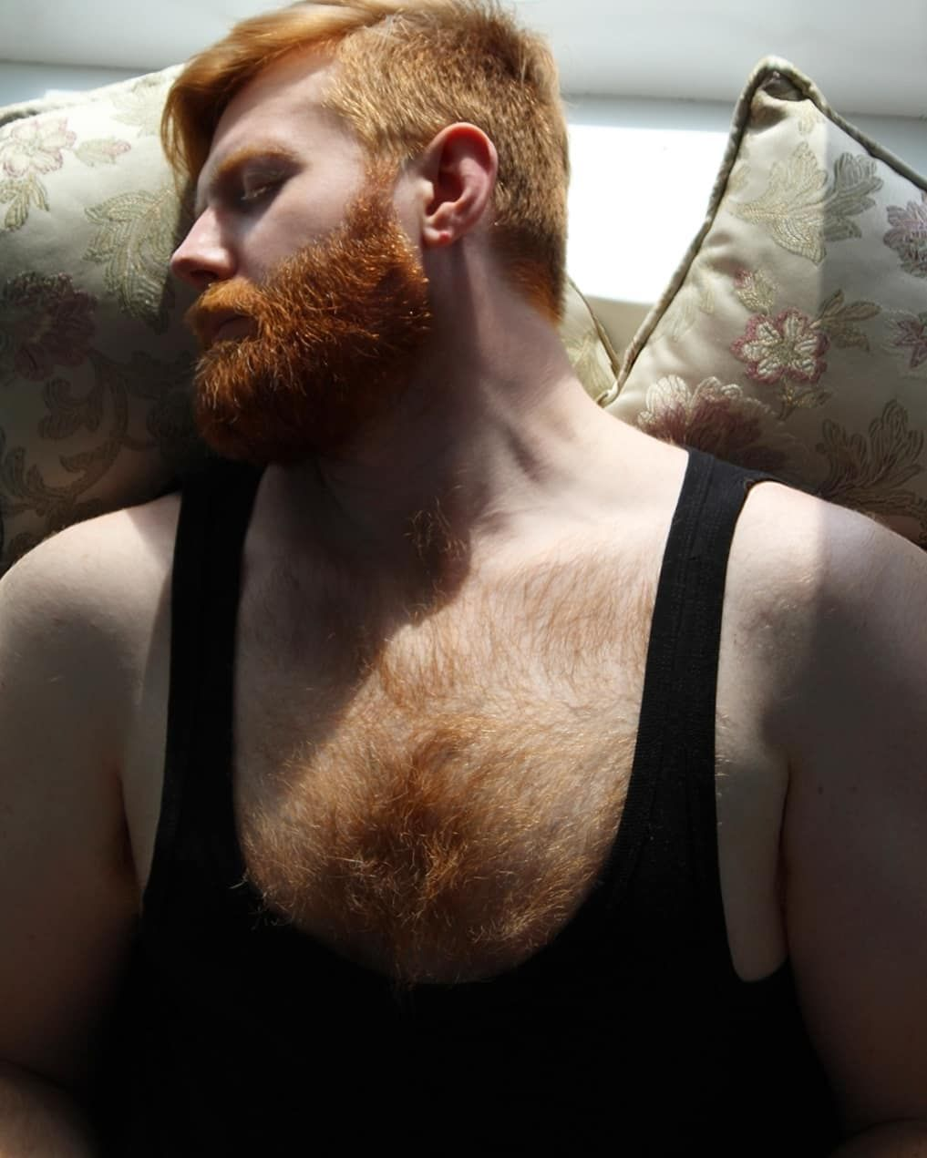 Pin on Bear ginger men
