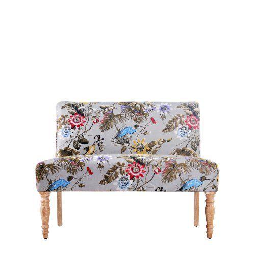 Awe Inspiring Pin By Silvia Hernandez On Home Decor Floral Sofa Spiritservingveterans Wood Chair Design Ideas Spiritservingveteransorg