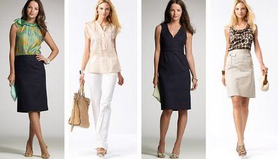 Business Casual: What to Wear  BostInno  Fashion  Pinterest ...