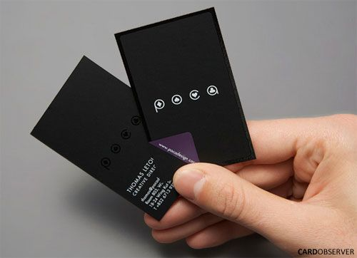 100 Refreshing Black White Business Cards Business Card Design Black Digital Business Card Cool Business Cards