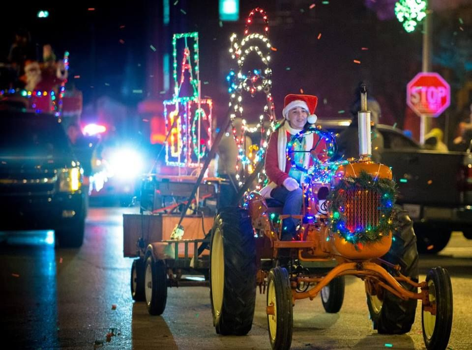 Image result for lebanon indiana christmas parade